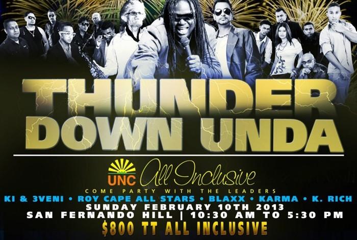 UNC All Inclusive 2013