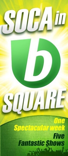 Soca in bSquare: Feter Tuesday