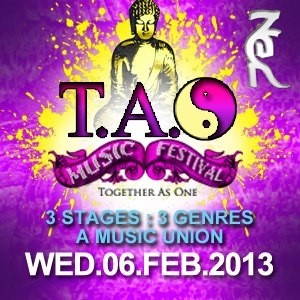 TAO Music Festival: Bachanal Wednesday
