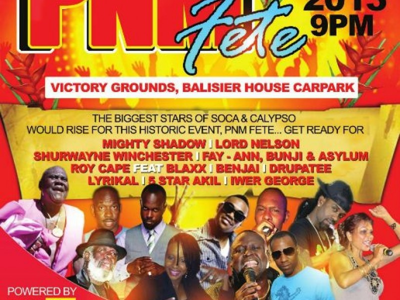 PNM Red Army Fete