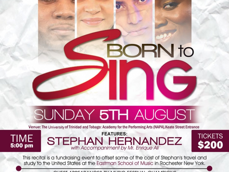 Born to SIng!