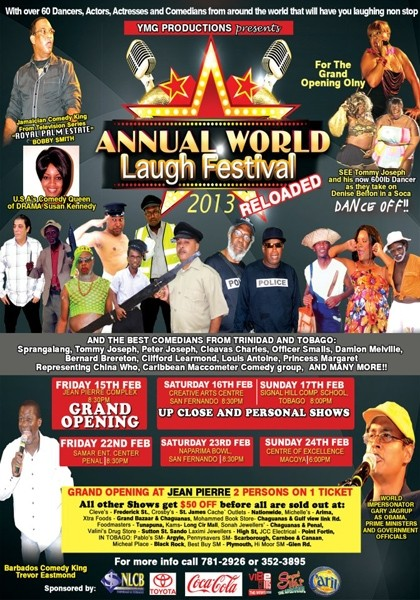 Annual World Laugh Festival 2013