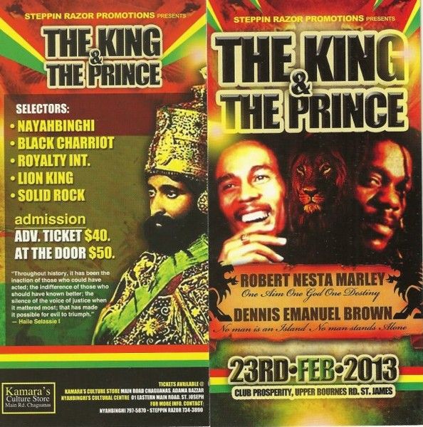 The King & The Prince