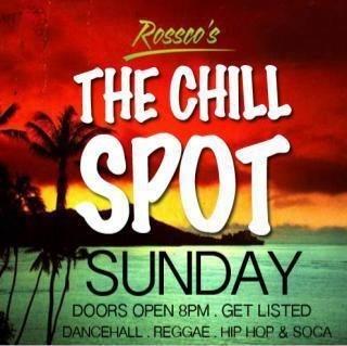 Rossco's The Chill Spot Sunday