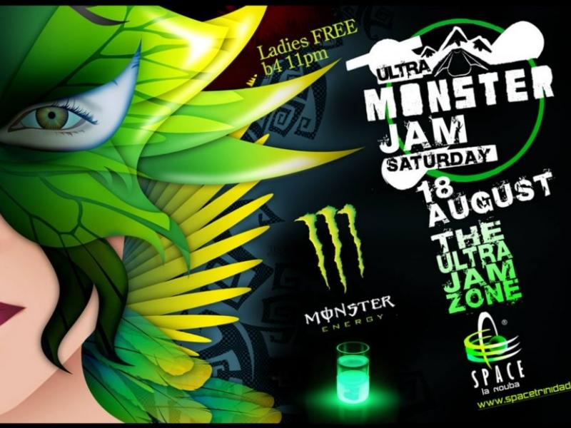 ULTRA Monster Jam