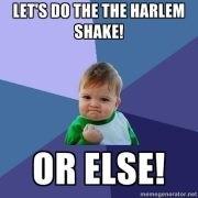 60 Second Street Party: Harlem Shake Style