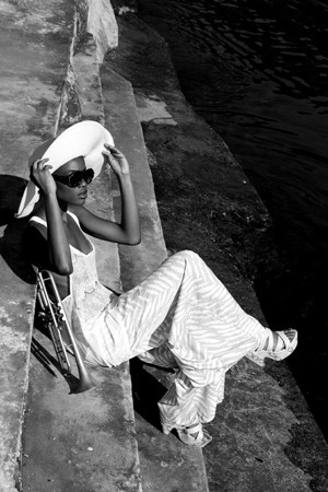 Tobago Fashion Coda Model Casting