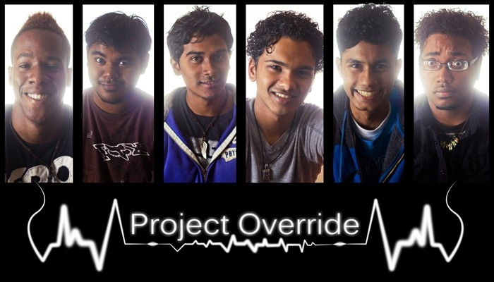 Project Override @ Toppers Sports Bar & Grill