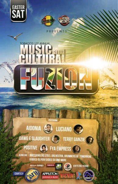 Tobago Cultural Fuzion