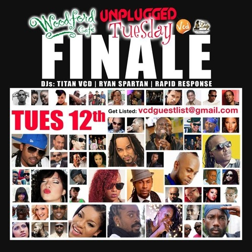 Unplugged Tuesdays! Finale