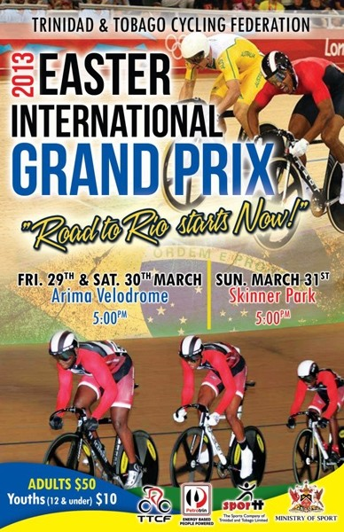 2013 Easter International Grand Prix
