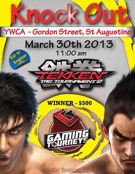 Street Fighter & FIFA Tournament