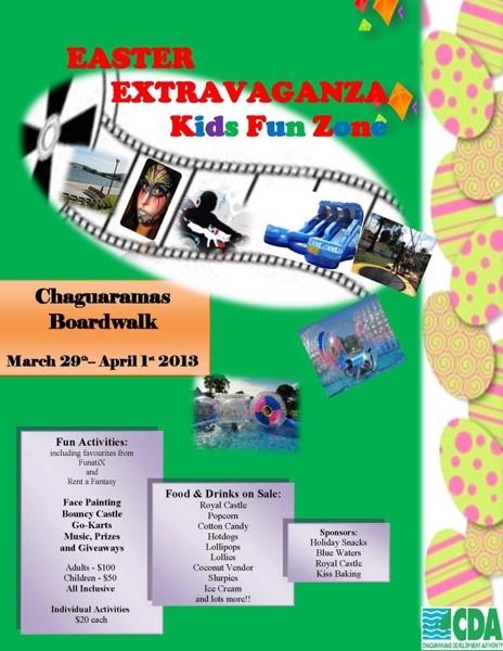 Easter Extravaganza: Kids Fun Zone