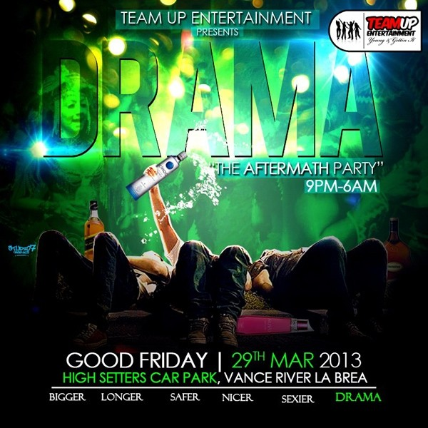 Drama  The Aftermath Party  Cooler Edition