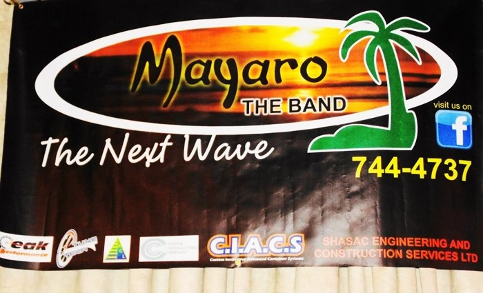 MAYARO The BAND @ Toppers