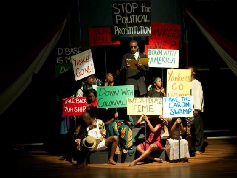 Eric the Musical: Celebrating the Life of a Prime Minister in Calypso