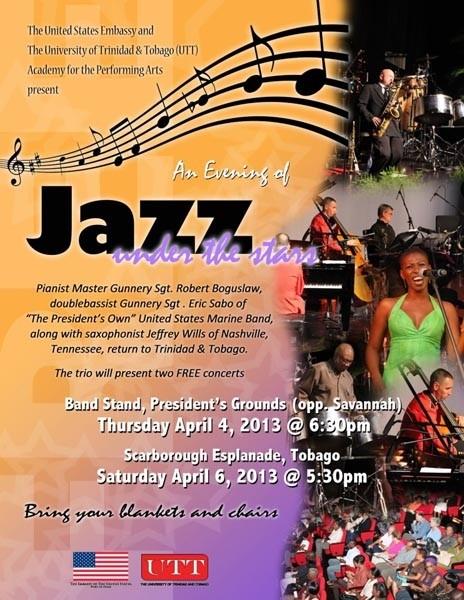 An Evening of Jazz Under the Stars