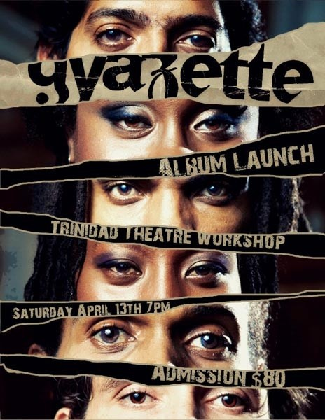 Bread: Gyazette Album Launch