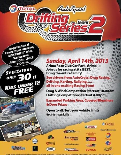 AutoSport Drag & Wind 3