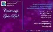 Centenary Gala Ball