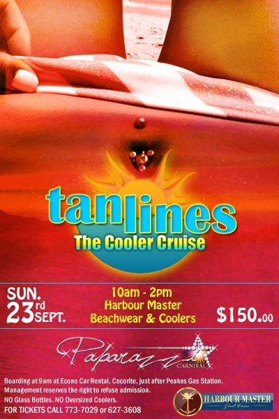 Tan Lines: The Cooler Cruise