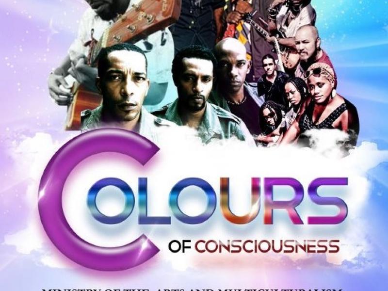 Colours of Consciousness