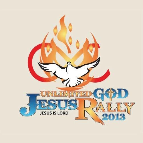 Jesus Rally Tobago 2013