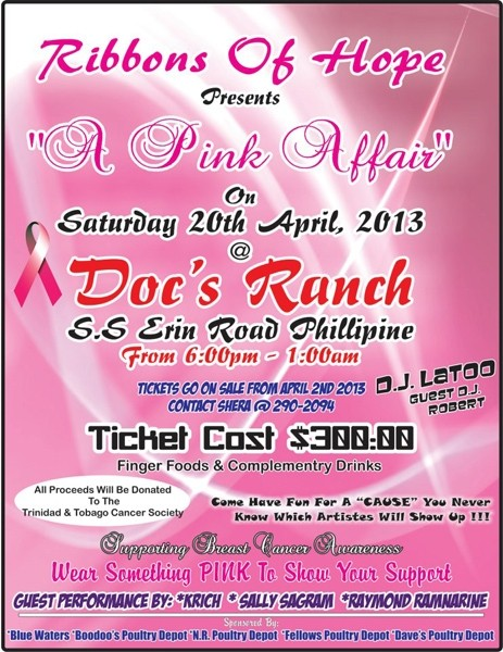 A Pink Affair
