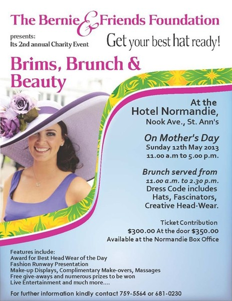 Brims, Brunch & Beauty