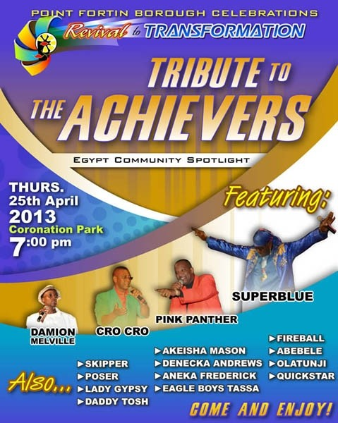 Tribute to the Achievers