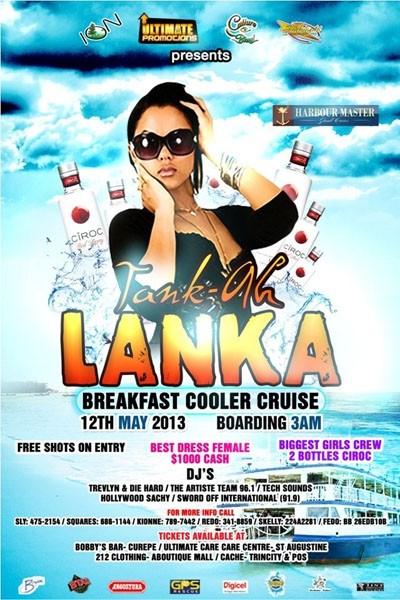 Tank-ah-Lanka