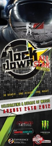 Lockdown 2012: All Star Music Festival