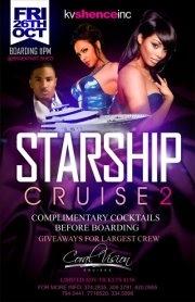 Starship Cruise 2: The Halloween Edition
