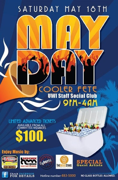 May Day Cooler Fete