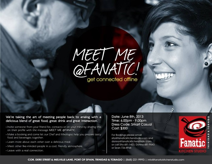 Meet Me at Fanatic!