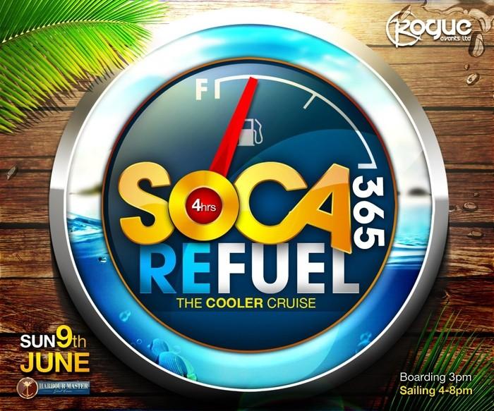 SOCA 365 ReFuel Cooler Cruise