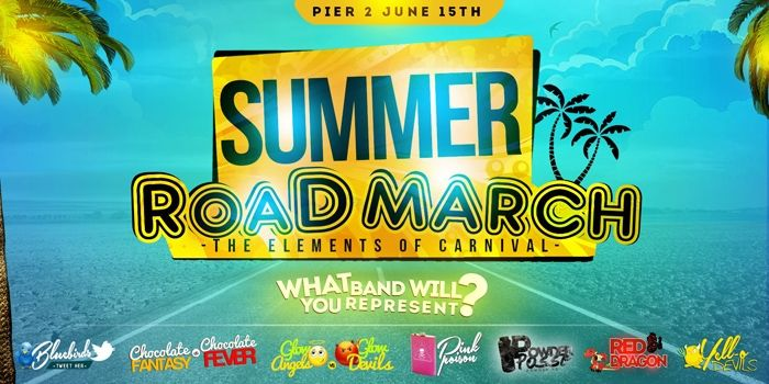 Summer Road March 3: Elements of Carnival