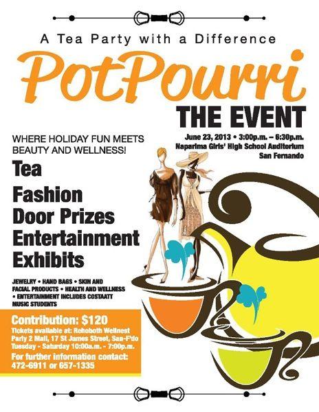 PotPourri The Event