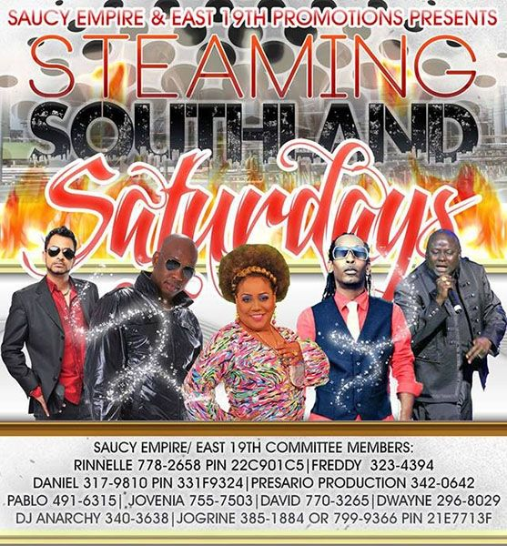 Steaming Southland Saturdays