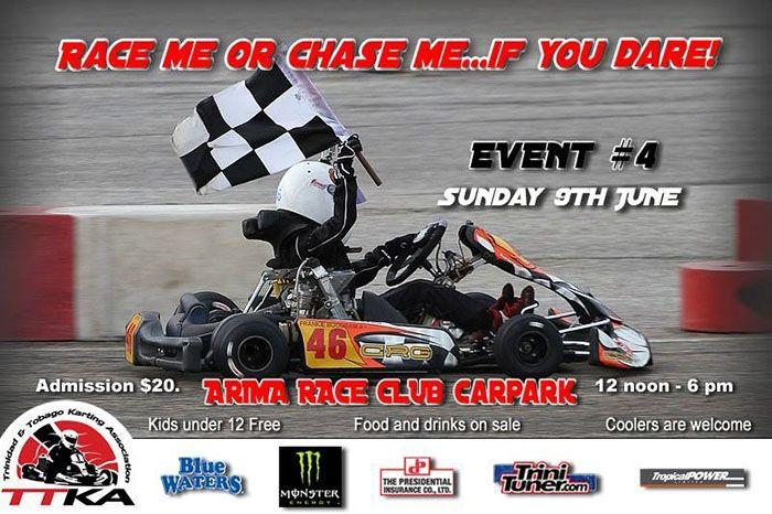 T&T Karting Association Event Meet 4