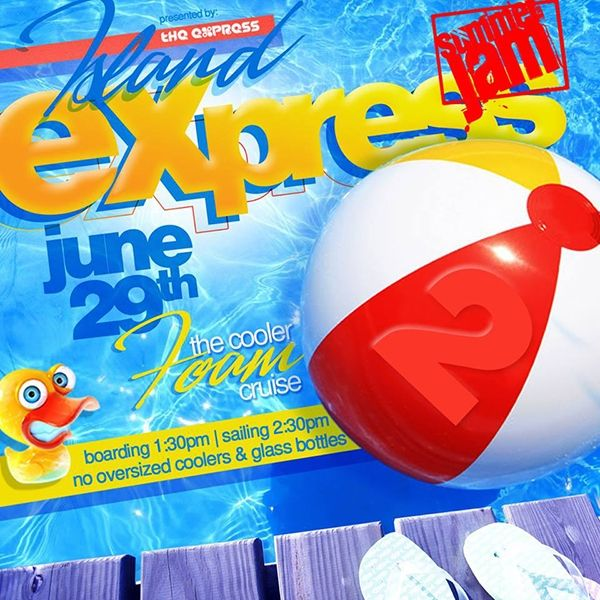 Island Express Summer Jam: DJ Marcus Williams' Birthday Bash