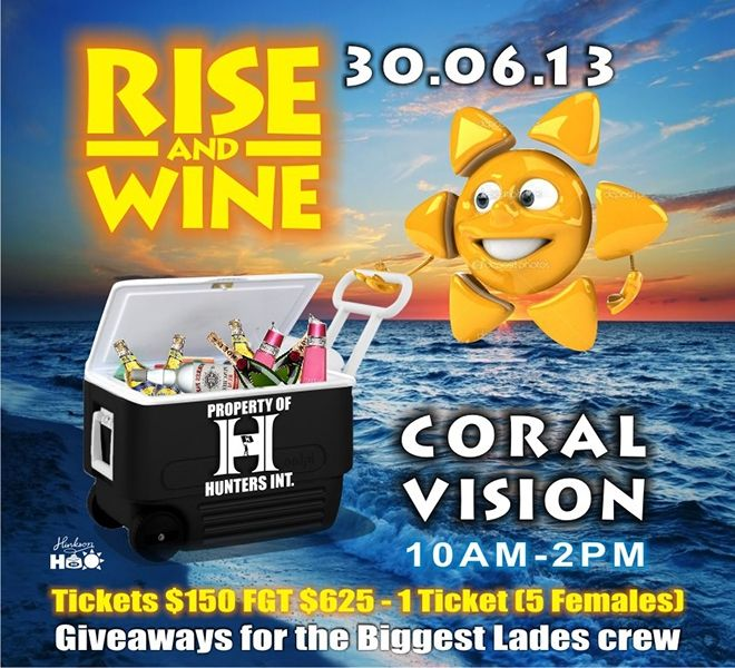 Rise & Wine The Cooler Cruise