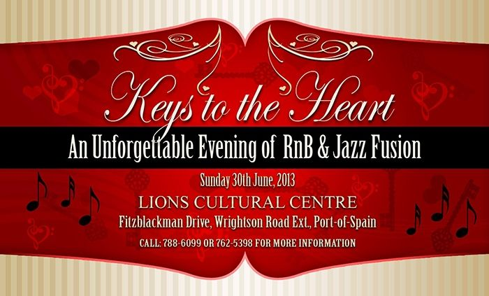 Keys To The Heart: An Unforgettable Evening of R&B and Jazz Fusion