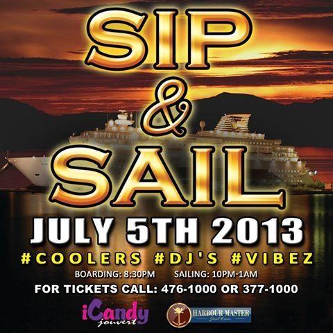 Sip & Sail
