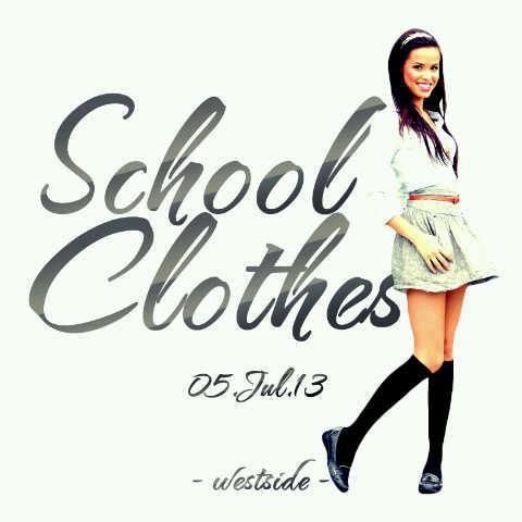 School Clothes: The Ultimate End Of Term Event