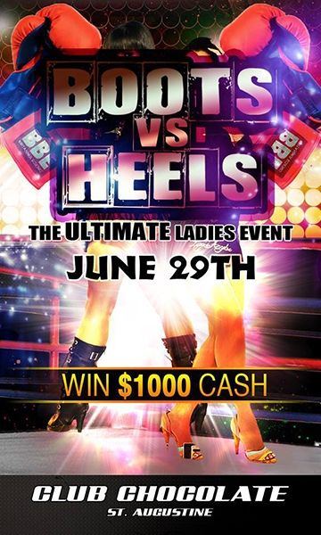 Boots VS Heels