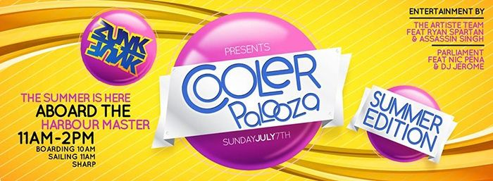 Cooler Palooza: Summer Edition