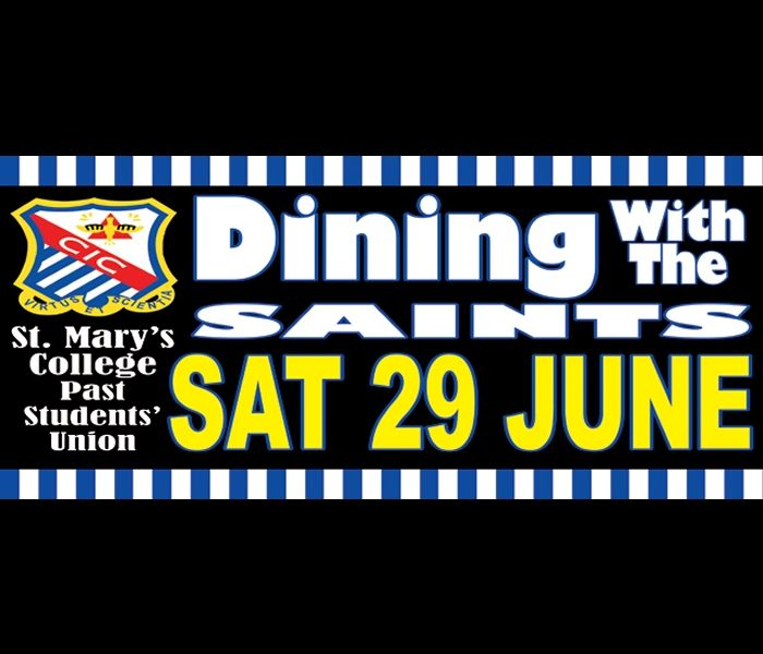 Dining With The Saints 2013