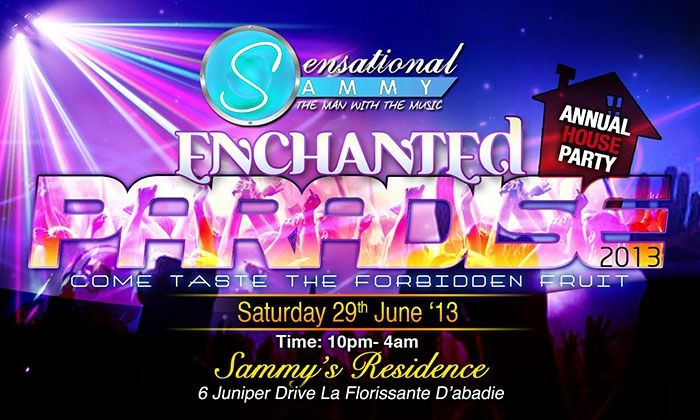 Paradise 2013: Enchanted