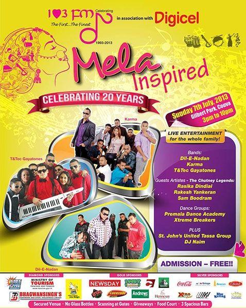 103FM 20th Anniversary Mela